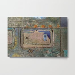 sidewalk dreams Metal Print
