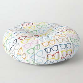 Rainbow Specs Floor Pillow