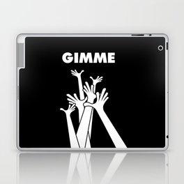 gimme more Laptop & iPad Skin