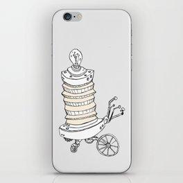 Idea Machines iPhone Skin