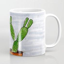 The Cactus & The Happy Elephant Coffee Mug