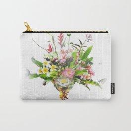 Abundance of Beauty - Minimalist Carry-All Pouch