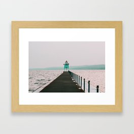 Far Out Framed Art Print