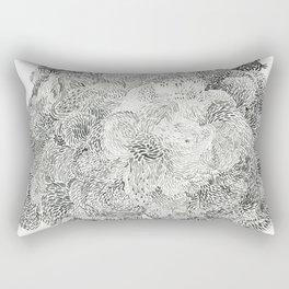 Brainflow Rectangular Pillow
