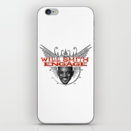 Will Smith Engage iPhone Skin