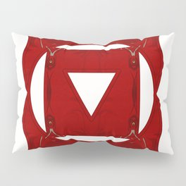 Go Deep Abstract Chakra Art  Pillow Sham