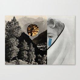 MOUNTAINTEAR Canvas Print