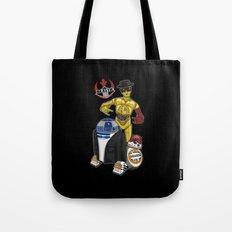 Beastie Droids Tote Bag
