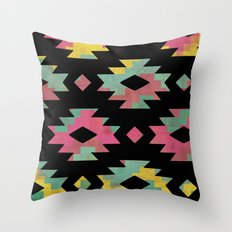 Pattern pattern Throw Pillow