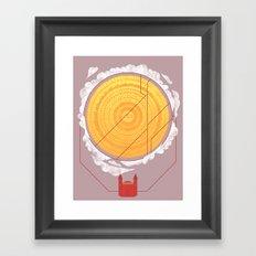 Sundome Framed Art Print