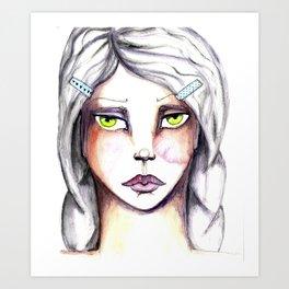 Josie Art Print