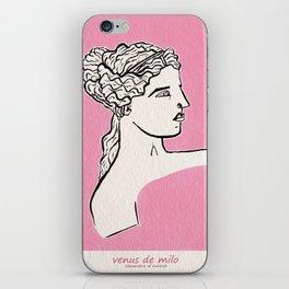 Venus de Milo statue iPhone Skin