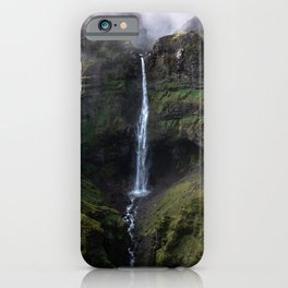 The long fall iPhone Case