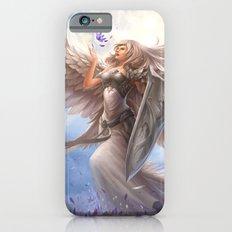 White Angel Slim Case iPhone 6s
