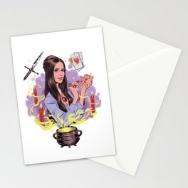 Witch Stationery Cards