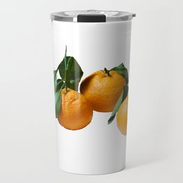 Three mandarins Travel Mug