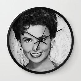 Lena Horne - Black Culture - Black History Wall Clock