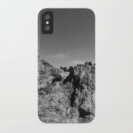 L'ÉTÉ II (B+W) iPhone Case