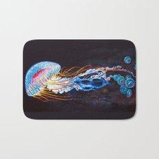 Nebula Jellyfish Bath Mat