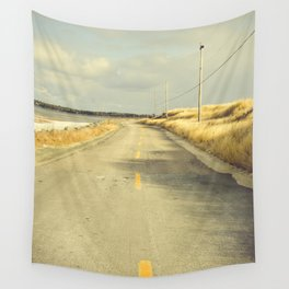 The Road to the Sea Wall Tapestry