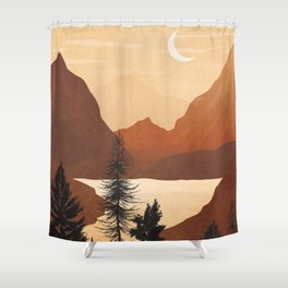 River Canyon Shower Curtain