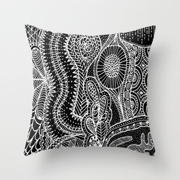 Trapt - Inverted Throw Pillow