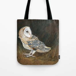 The Night Hunter by Teresa Thompson Tote Bag