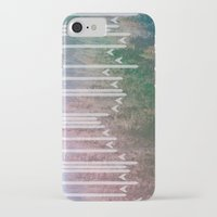 planes iPhone & iPod Cases featuring Paper Planes by stephanie nichole