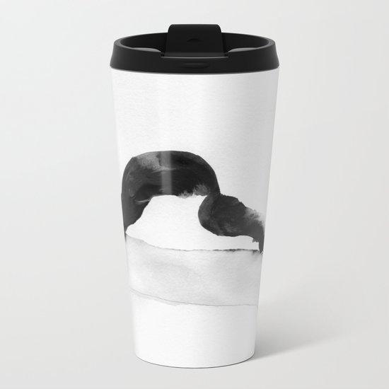 Meaning Metal Travel Mug