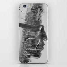 Vision mono iPhone Skin