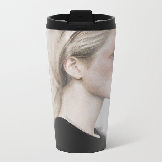 Alexa Metal Travel Mug