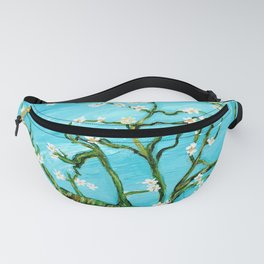 Almond Blossoms - Homage to Van Gogh Fanny Pack