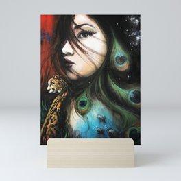 Gaia Mini Art Print