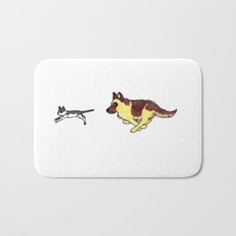 The Chase Bath Mat