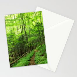 Forest 6 Stationery Cards