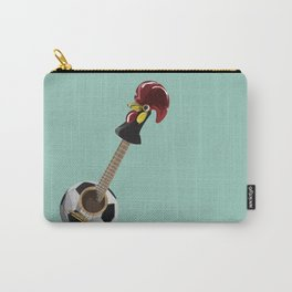fado, soccer,and a cock from barcelos Carry-All Pouch