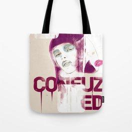 ?CONFUZED Tote Bag
