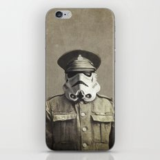 Sgt. Stormley - square format iPhone & iPod Skin