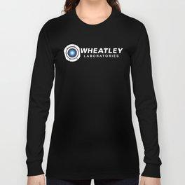 Wheatley Laboratories Long Sleeve T-shirt