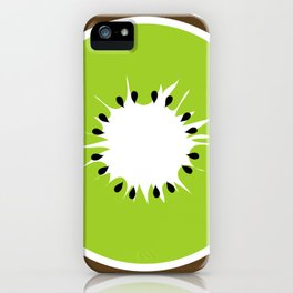Slice of Kiwi iPhone Case