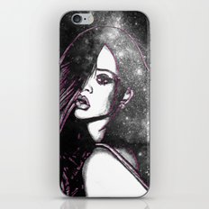 Diamonds In The Sky. iPhone & iPod Skin