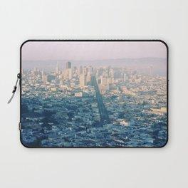 San-Francisco city Laptop Sleeve