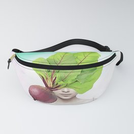 Beetroot Fanny Pack