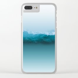 Section of love Clear iPhone Case