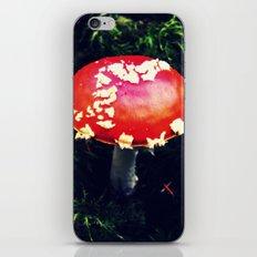 Fairytale Toadstool iPhone & iPod Skin