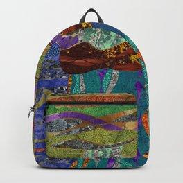 earthy landscape Backpack