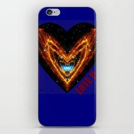 Love Is... iPhone Skin