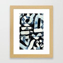 Pattern № 82 Framed Art Print