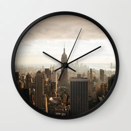 The View II Wall Clock
