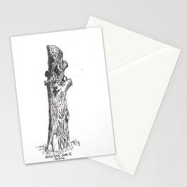 Dead Oak Stationery Cards